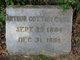 Arthur Cotton Cage
