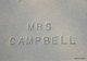 Profile photo: Mrs Campbell