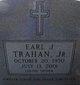 Earl J Trahan, Jr