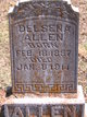 Profile photo:  Delsena <I>Roberts</I> Allen