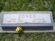 Grace M <I>Bosworth</I> Jones