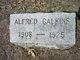 Profile photo:  Alfred Calkins