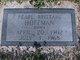 Pearl Brittain Hoffman