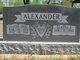"""Claude """"Doc"""" Alexander"""