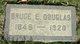 Bruce Edmond Douglass