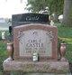Profile photo:  Carl Edward Castle
