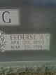 Elouise Elizabeth <I>Buntin</I> Fleming