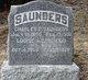 Louise Adelia <I>Canfield</I> Saunders