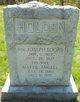 Rev Joseph Edgar Holden