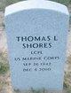 Profile photo:  Thomas Lee Shores