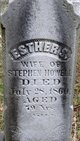 Esther S Howell