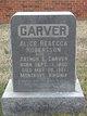 Profile photo:  Alice Rebecca <I>Robertson</I> Carver