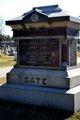 Rev Carter E Cate