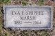 Eva I <I>Shippee</I> Marsh