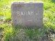 Sarah Jane <I>Lord</I> Baker