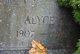 Alyce Lee <I>Austin</I> Brown