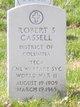 Profile photo:  Robert S Cassell