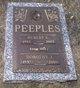 Hubert E. Peeples