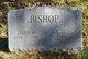 """Ellen May """"Nellie"""" <I>Brown</I> Bishop"""