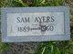 """Samuel Dennis """"Sam"""" Ayers"""
