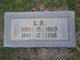 Elijah R Benningfield