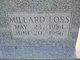 Millard Loss Bowles