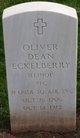 Oliver Dean Eckelberry