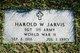 Harold W Jarvis
