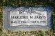 Marjorie M Jarvis