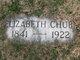 Elizabeth Chubb
