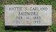 Hattie S <I>Garland</I> Skidmore