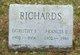 Dorothy F Richards