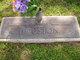 Bertha Naomi <I>Woolverton</I> Houston