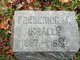 Frederick M Ingalls
