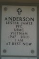 Lester James Anderson
