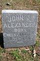 Profile photo:  John K. Alexander