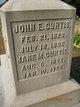 Deacon John Edwin Curtis