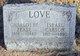 Israel Carson Love