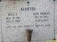 Ann Mary <I>Hebert</I> Martin