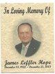 James Leffler Hope