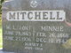 Profile photo:  Minnie <I>Crosswhite</I> Mitchell