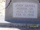John Daniel Herrin