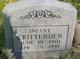Infant Crittenden