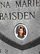 Tina Marie Baisden
