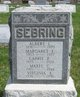 Profile photo:  Albert L. Sebring