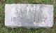 Profile photo:  Sarah Ann <I>Grimes</I> Hare