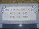 Profile photo:  James W Nothern, Sr
