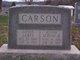 Profile photo:  Achsah Mae <I>Griffin</I> Carson