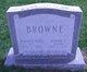 Profile photo:  Bernice <I>West</I> Browne