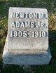 Profile photo:  Newton M Adams, Jr